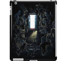 Waiting Doctor Who iPad Case/Skin