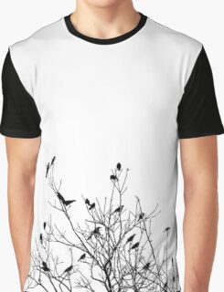 Grackle Tree Graphic T-Shirt