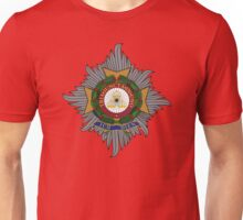 Order of the Bath - Military Grand Cross Star Unisex T-Shirt