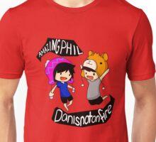 Dan And Phil$ 1 Unisex T-Shirt