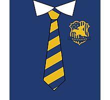 Ravenpuff tie Photographic Print