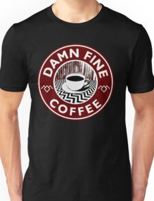 Damn Fine Coffee Unisex T-Shirt
