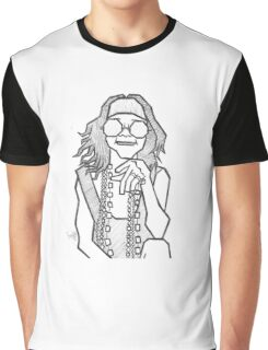 Janis Joplin Graphic T-Shirt