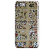 Sailor Jerry 20 iPhone Case/Skin