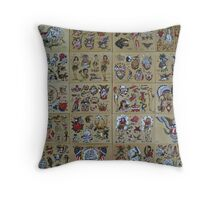 Sailor Jerry 20 Throw Pillow