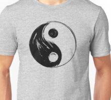 Yin and Yang - Black Edition Unisex T-Shirt
