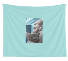 buddhas back Wall Tapestry