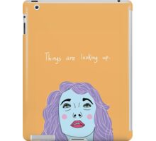 Looking Up  iPad Case/Skin