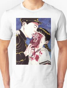 Suehiro Maruo - Eyeball T-Shirt