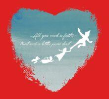 faith and pixie dust One Piece - Long Sleeve