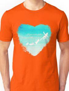faith and pixie dust Unisex T-Shirt