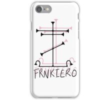 Frnkiero Andthe Cellabration iPhone Case/Skin