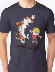calvin and hobbes foreves T-Shirt