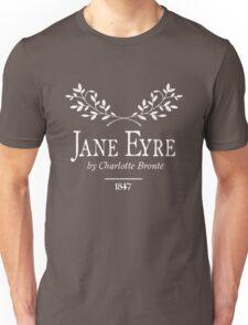 Jane Eyre by Charlotte Brontë Unisex T-Shirt
