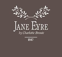 Jane Eyre by Charlotte Brontë Womens Fitted T-Shirt
