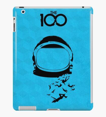 The 100 - Space Helmet iPad Case/Skin