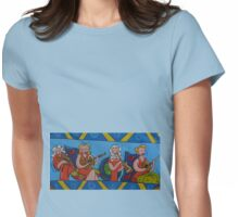 musica Womens Fitted T-Shirt