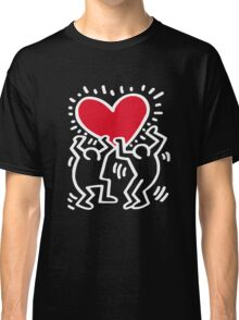 Keith Haring Love Classic T-Shirt