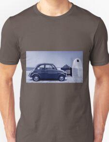 Italian car Fiat 500 Unisex T-Shirt