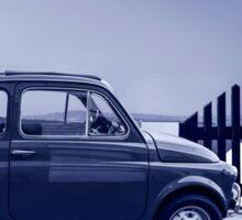 Italian car Fiat 500 Sticker