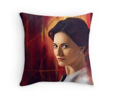 Irene Adler Throw Pillow