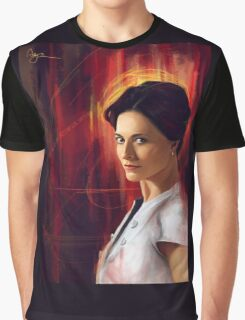Irene Adler Graphic T-Shirt
