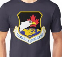 NORAD Continental US / 1st Air Force Emblem Unisex T-Shirt