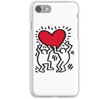 Keith Haring Love iPhone Case/Skin