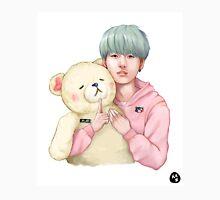 Yoongi & Teddy Bear Fluff Unisex T-Shirt