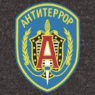 Spetsnaz Alpha Group by Sastimasa