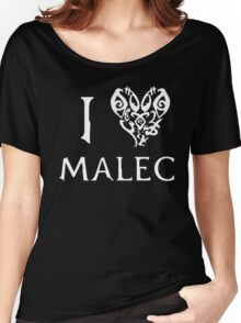 malec Women's Relaxed Fit T-Shirt