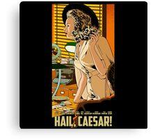Hail Caesar! Movie Canvas Print