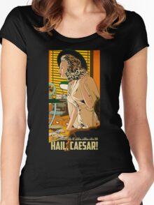 Hail Caesar! Movie Women's Fitted Scoop T-Shirt