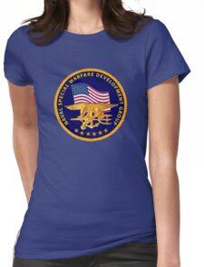 US DEVGRU/Seal Team 6 Logo Womens Fitted T-Shirt