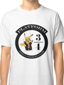 Pikachu potter Classic T-Shirt
