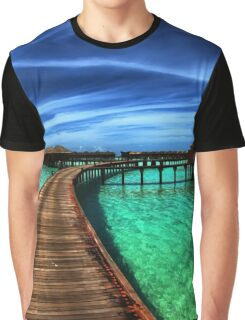 MALDIVES 2 Graphic T-Shirt