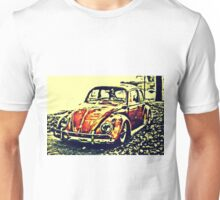 Golden bug Unisex T-Shirt