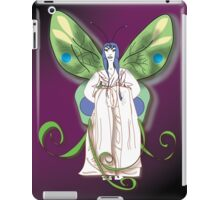Madame Butterfly #4 (2007) iPad Case/Skin