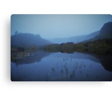 lake bliss Canvas Print