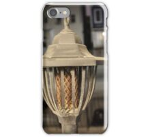 Candle Torch iPhone Case/Skin