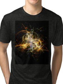 Internal fire Tri-blend T-Shirt