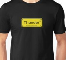 Thunder Road T-Shirt Sticker Unisex T-Shirt