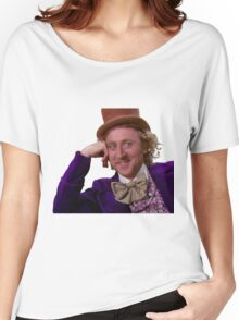 Condescending Wonka Women's Relaxed Fit T-Shirt