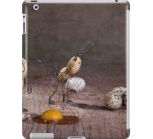 Simple Things - Easter Bunnies iPad Case/Skin