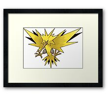 Pokemon Phoenix Framed Print