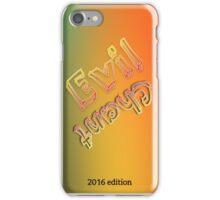 EvilChant TOUGH Case 2016 Edition iPhone Case/Skin