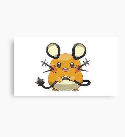 Pokemon Mice Canvas Print