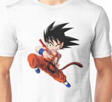 Brave Son Goku Unisex T-Shirt