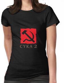 Dota Cyka 2 Womens Fitted T-Shirt