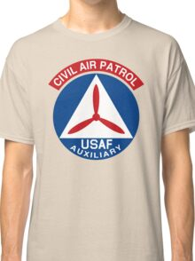 Civil Air Patrol Emblem Classic T-Shirt